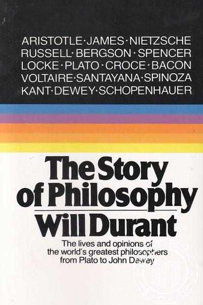 Cover Image of Book The Story of Philosophy