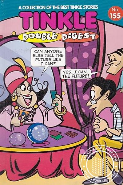 Cover Image of Book Tinkle Double Digest - No 155