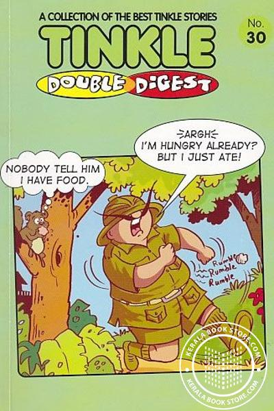 Cover Image of Book Tinkle Double Digest No -30