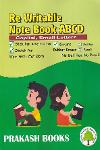 Thumbnail image of Book Re Writable Note Book ABCD