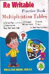 Thumbnail image of Book Re Writable Practice Book - Multiplication Tables