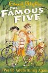 Thumbnail image of Book The Famous Five -2 Five go Adventuring Again