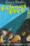 Thumbnail image of Book The Famous Five -4 Five go Smugglers Top