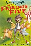Thumbnail image of Book The Famous Five -5 Five go Off in a caravan