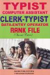 Thumbnail image of Book Typist Computer Assistant Clerk - Typist Data-Entry Operator Rank File