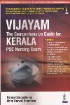 Thumbnail image of Book VIJAYAM- The Comprehensive Guide for Kerala PSC Nursing Exam
