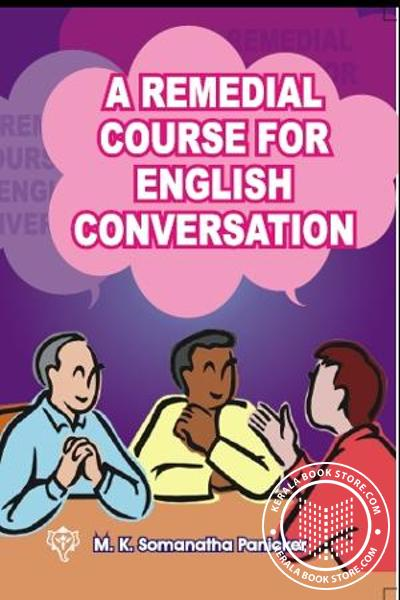 Cover Image of Book A Remedial Course For English Conversation