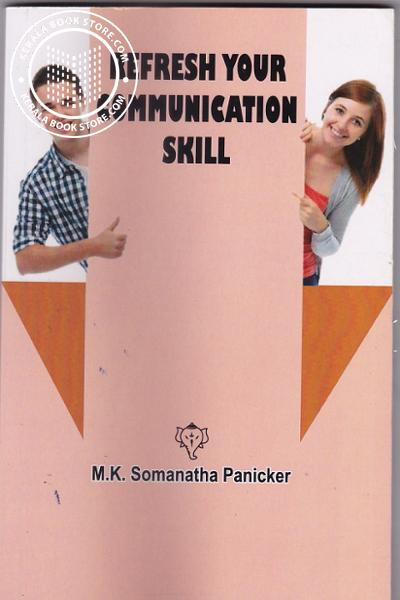Cover Image of Book Refresh Your Communication Skill