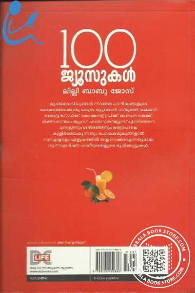 back image of 100 Juicekal