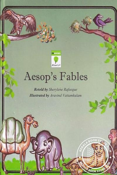Cover Image of Book Aesops Fables