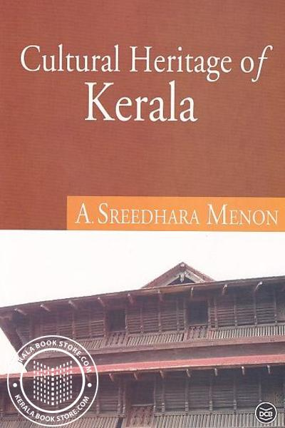Cover Image of Book Cultural Heritage of Kerala