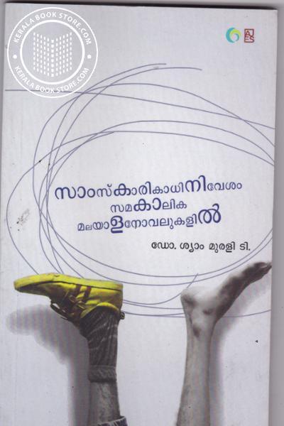 Cover Image of Book സാംസ്കാരികാധിനിവേശം സമകാലിക മലയാള നോവലുകളില്