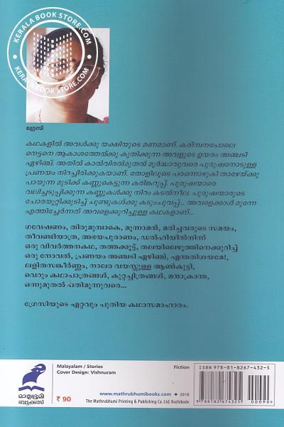 back image of Pranayam Anchadi Ezhinchu