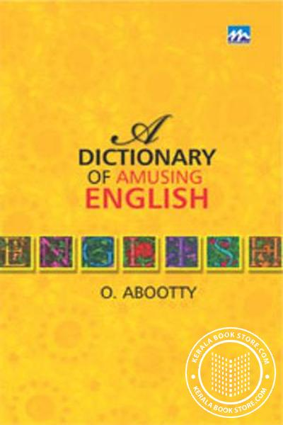 A Dictionary Of Amuzing English