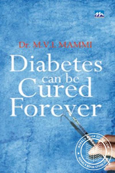 Cover Image of Book Diabetes Can Be Cured Forever