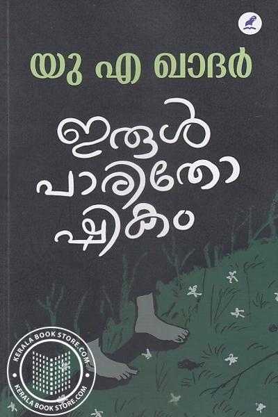 Cover Image of Book ഇരുൾ പാരിതോഷികം