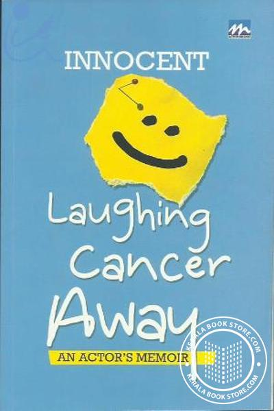 Cover Image of Book Laughing Cancer Away