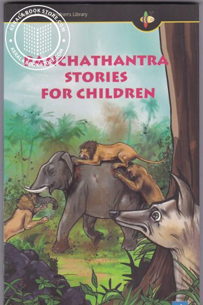 Cover Image of Book Panchathantra Stories for Children