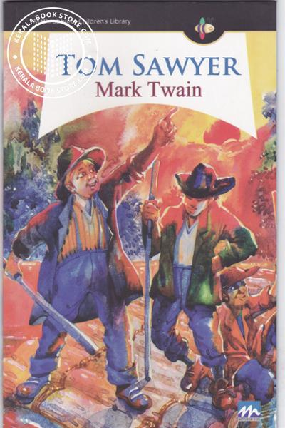 Cover Image of Book Tom Sawyer-English-