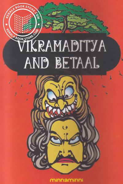 Cover Image of Book Vikramadithya and Betaal