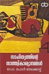 Thumbnail image of Book സാഹിത്യത്തിന്റെ താത്ത്വികാഖ്യാനങ്ങള്