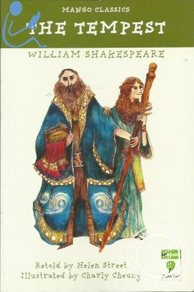 Cover Image of Book THE TEMPEST