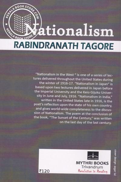 back image of Nationalism