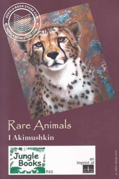back image of Rare Animals