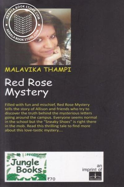 back image of Red Rose Mystery