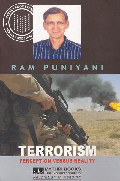 back image of Terrorism Perception Versus Reality