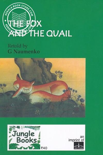 back image of The Fox and the Quail
