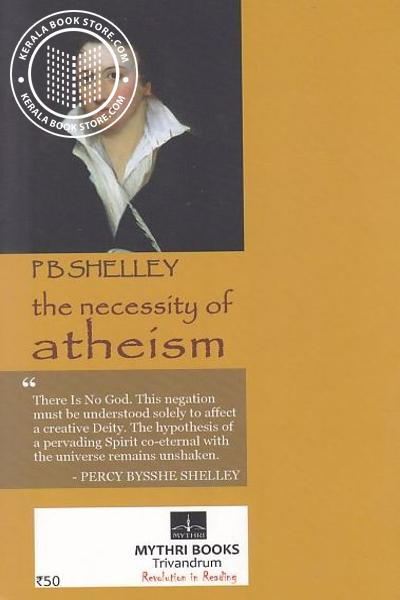 back image of The Necessity of Atheism