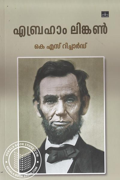 Image of Book Abraham Lincoln