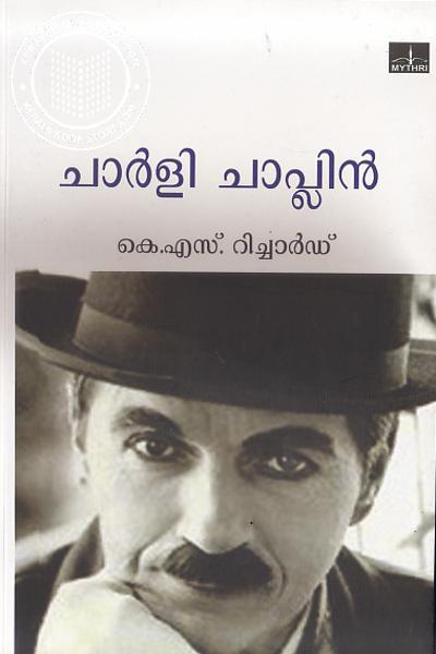 Image of Book Charli Chaplin