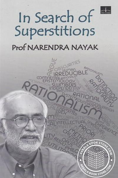 Cover Image of Book In Search of Superstitions