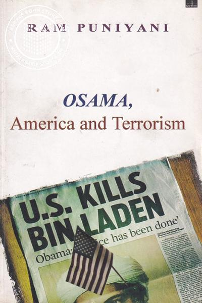 Cover Image of Book Osama America and Terrorism