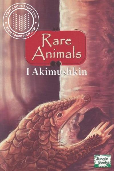 Image of Book Rare Animals