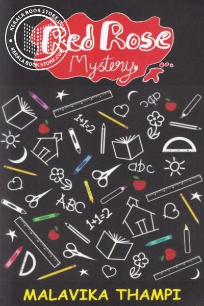 Image of Book Red Rose Mystery