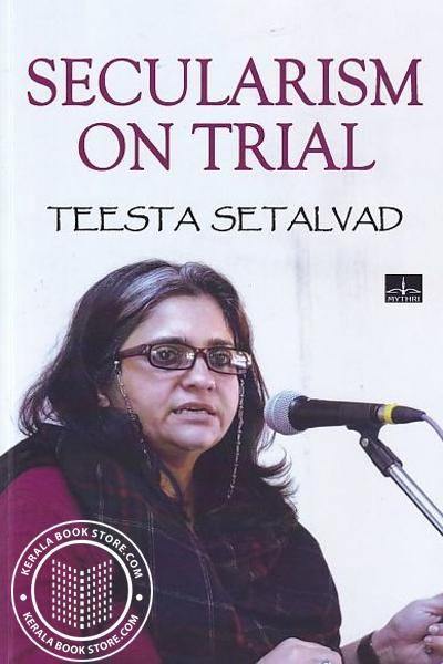 Cover Image of Book Secularism on Trial