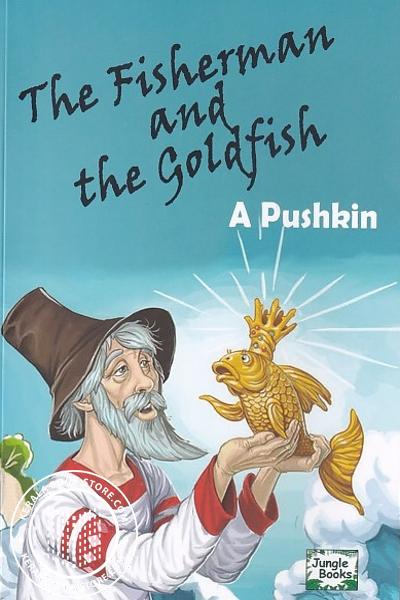 Cover Image of Book The fisherman and the goldfish