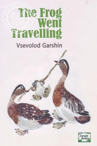 Cover Image of Book The Frog went Travelling