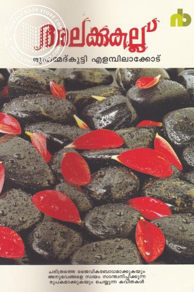 Cover Image of Book അലക്കുകല്ല്