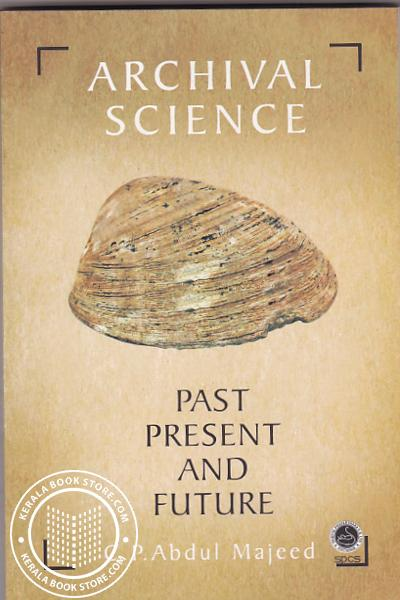 Cover Image of Book Archival Science Past Present and Future