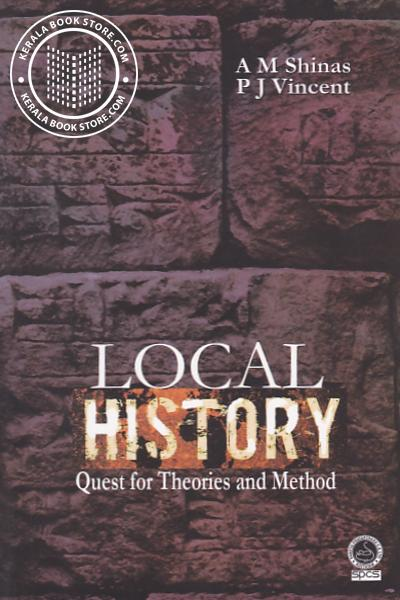 Cover Image of Book Local History Quest for Theories and Method