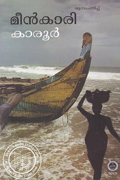Cover Image of Book Meenkari