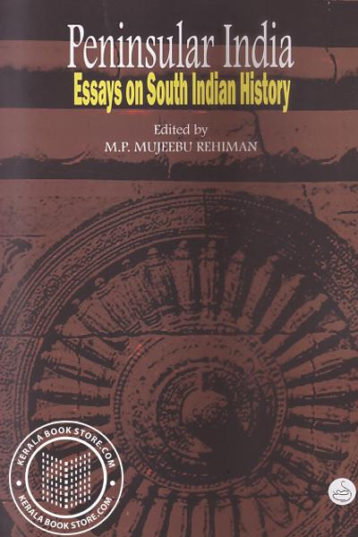 Cover Image of Book Peninsular India Essays on South Indian History