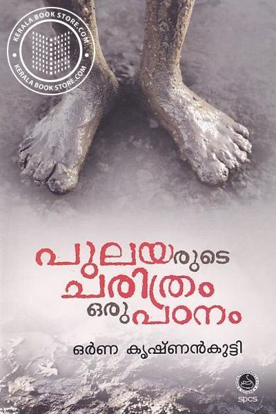 Cover Image of Book Pulayarute Charitram Oru Patanam