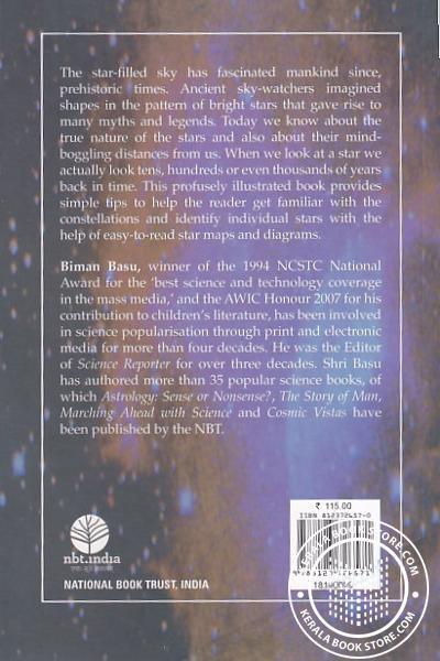 back image of Joy of Starwatching