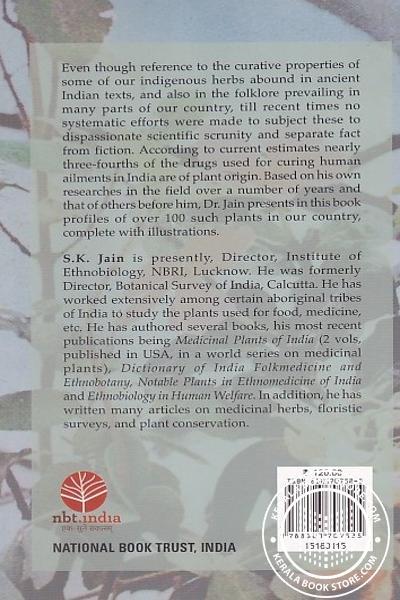 back image of Medicinal Plants