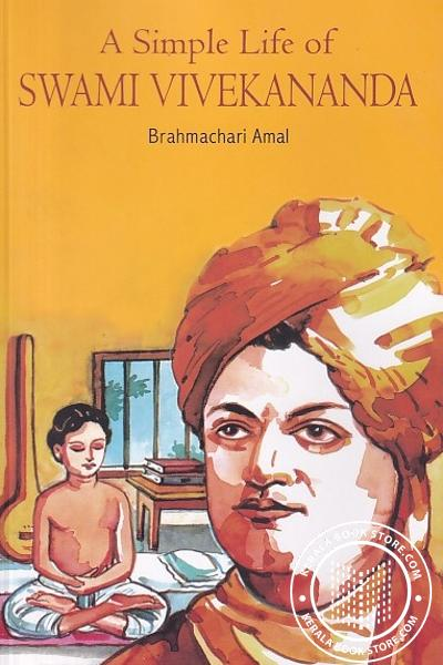 Cover Image of Book A SimpelLife of Swami Vivekananda